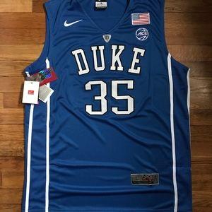 Nike Shirts - NWT Marvin Bagley III DUKE Blue Devils Jersey L 0fcbfb684